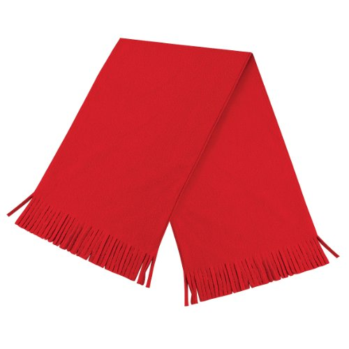 Beechfield Dolomite Scarf in red