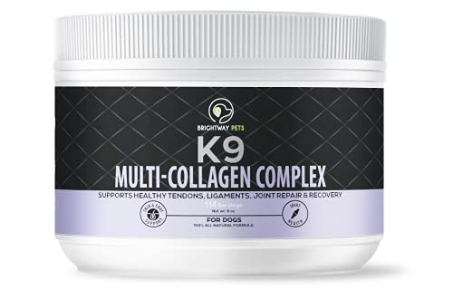 Top 10 best selling list for supplements for dogs hydrolyzed collagen