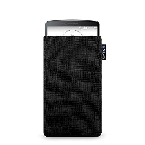 Adore June Classic - Funda para LG G3 - Original Cordura - Negro