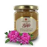 Brezzo - Miele Italiano di Rododendro 250 gr
