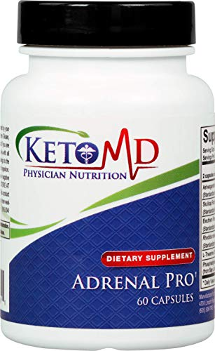 Adrenal Pro Contains a Blend of adaptogenic botanicals and nutrients specifically formulated to counteract The Effects of Daily Stress and Support Healthy Energy Levels.