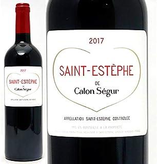 2017 サン テステフ ド カロン セギュール 750ml サンテステフ ボルドー フランス 赤ワイン コク辛口 ((AACS3117))