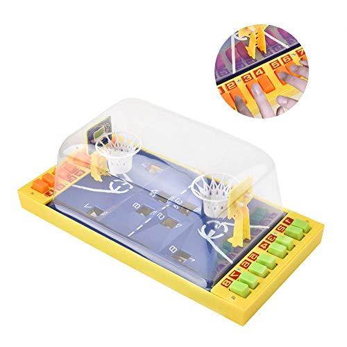 Mesa de juego de baloncesto, Juguete de desarrollo Mini Dedo Baloncesto Disparos...