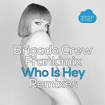 Who Is Hey (Remixes)