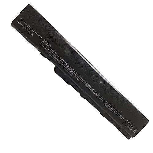 XITAI 11.1V 7800mAh A42-K52 Ersatz Laptop Akku für ASUS K42 K52 A52 A52F A52J A31-K52 A32-K52 A41-K52 MEHRWEG