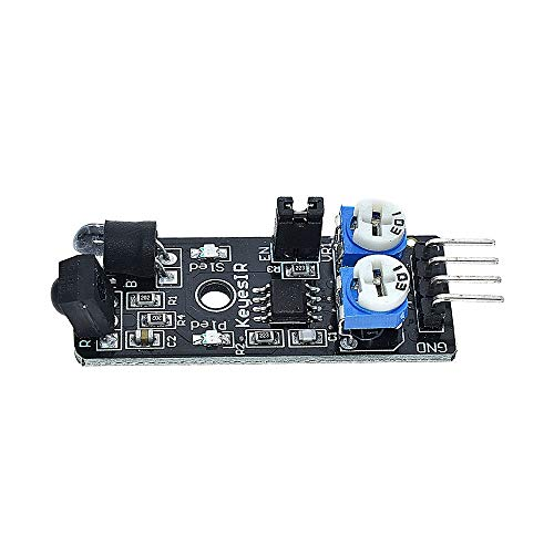 Ywzhushengmaoyi KY-032 4pin IR Infrared Obstacle Avoidance Sensor Module Diy Impertinent Car Robot KY032 For A-r-d-u-i-n-o Electronics Module Parts