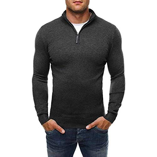 Hoodieswj heren pullover jumper sweater set klassieke trui trui gebreide kleur dunne tops