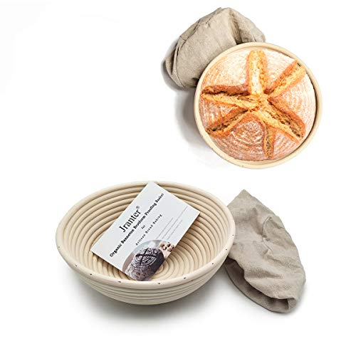 cesta fermentacion pan de la marca Jranter