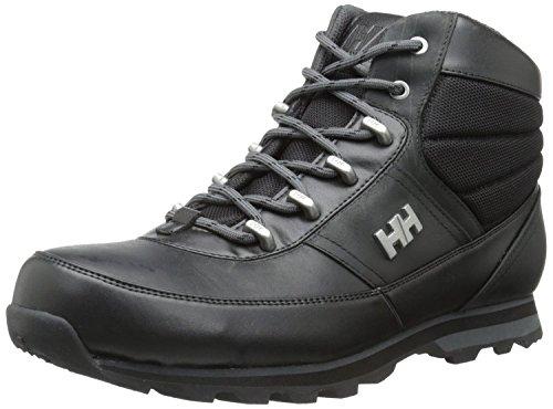 Helly Hansen Woodlands 10823-990, Chaussures d'escalade Homme, Black Ebony, 45 EU