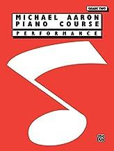 Aaron Piano Course Performance Grade 2