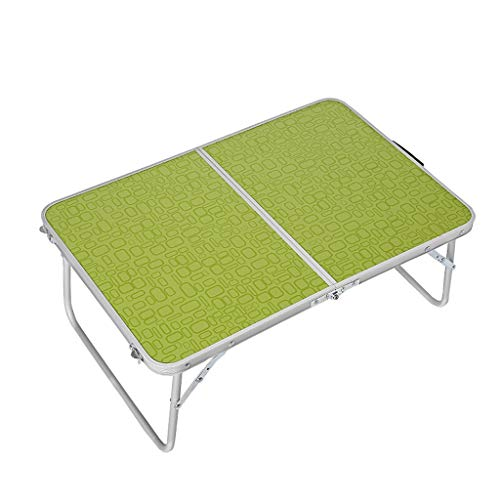 NYKK End Tables Creative Portable Multi-function Foldable Coffee Table Home Outdoor Furniture Table Small Coffee Table Green Tables/Coffee Tables