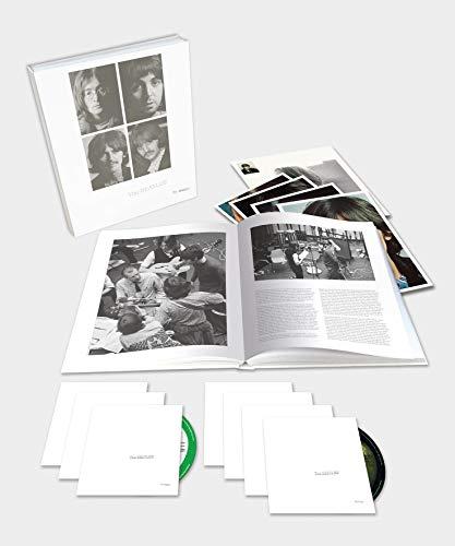 ザ・ビートルズ(ホワイト・アルバム)(スーパー・デラックス・エディション)(限定盤)(6SHM-CD+Blu-ray)