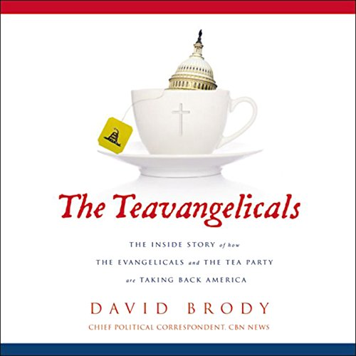 Teavangelicals audiobook cover art