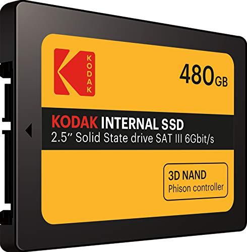 Kodak Interno SSD Unidad de Disco óptico: Amazon.es: Informática