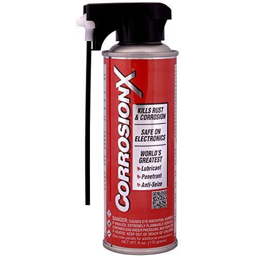 CorrosionX Corrosion Technologies 90101 6 oz. aerosol
