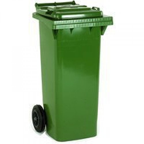 Mülltonne, 360 l, Grün 331220