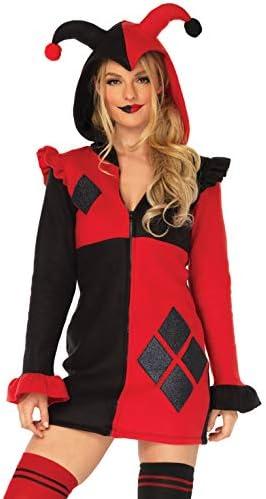 Leg Avenue Women s Costume Red Black Large product image