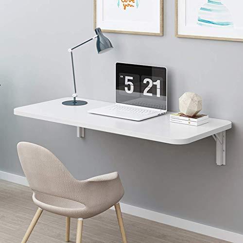 Pkfinrd muurbureau, computerwand, opvouwbaar, voor bureau, keuken, eettafel, eenvoudig, moderne kamer, mini-schrijftafel/spons, smal, tip: Desk
