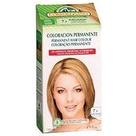 Tinte Rubio Dorado (7.3) 140 ml de Corpore Sano: Amazon.es ...
