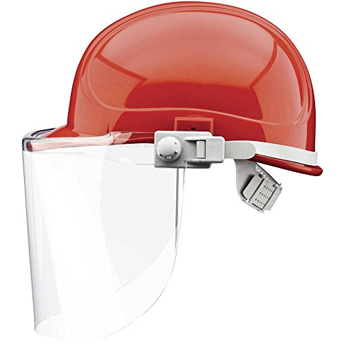 Voss Helme 2696 Schutzvisier per Elektriker Transparent
