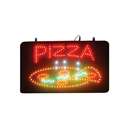 INSEGNA LUMINOSA LED INTERNO PIZZA