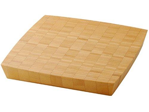GRID(カッティングボード)スプリット正方形TEORI(テオリ)TW-GRS竹無垢