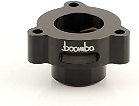 Boomba Racing BLOW OFF VALVE ADAPTOR BLACK for FORD MUSTANG ECOBOOST