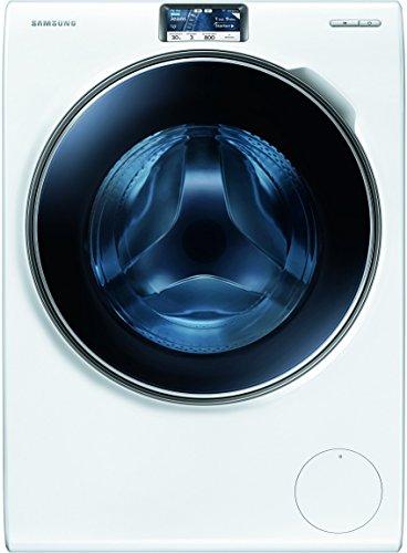 Samsung WW10H9600EWEG Waschmaschine (Frontlader, A 1600, UpM 10 kg, SchaumAktiv Vollwasserstopp, A+++)