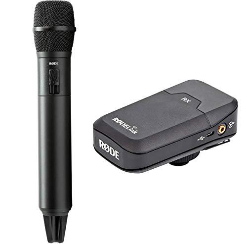 Rode TX-M2 handzender draadloze microfoon + RX-cam draadloze ontvanger