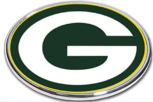 Green Bay Hitch Cover - Oval Inc 8 Popular brand in the world Shape supreme 2