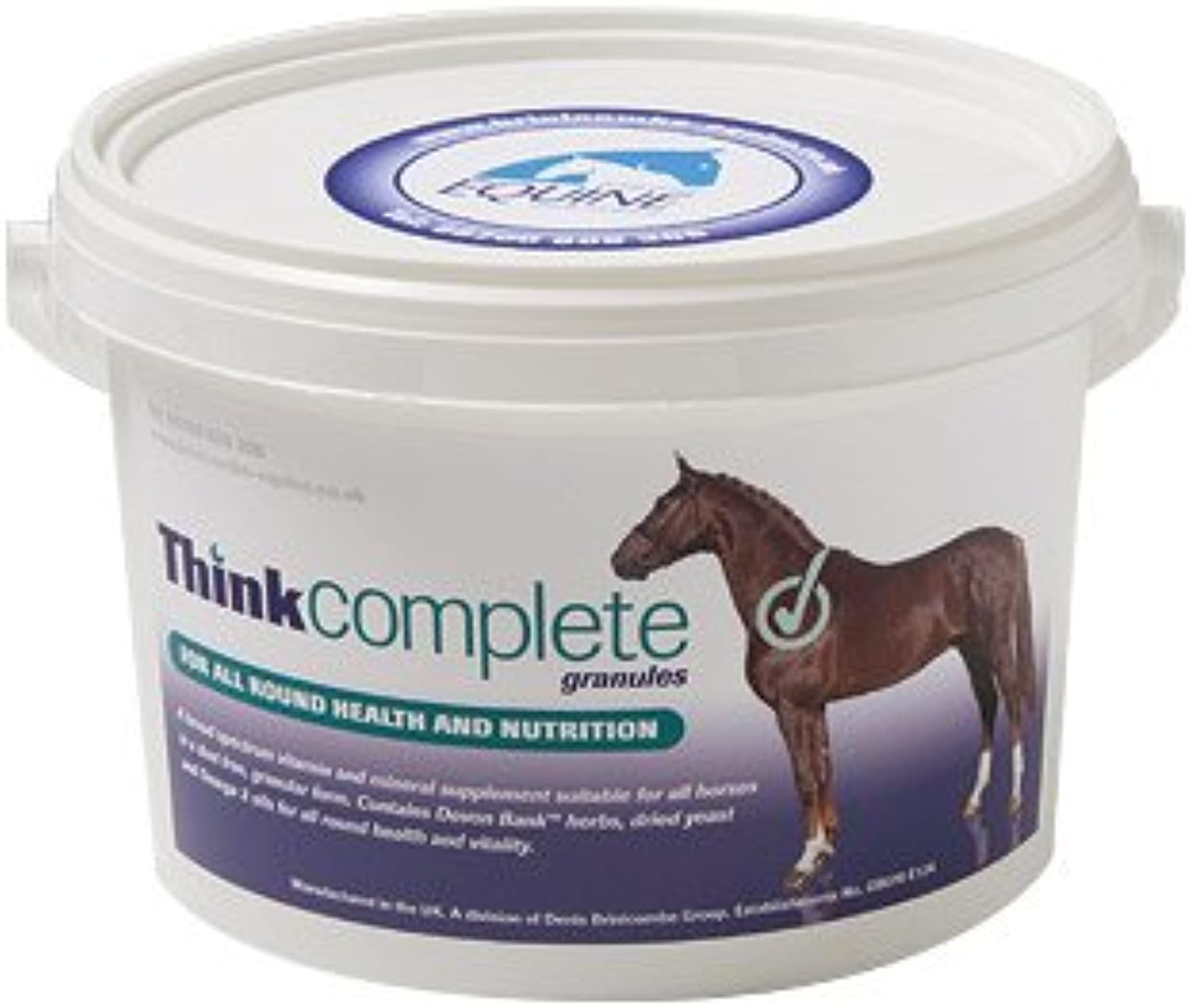 Brinicombe Equine Thinkcomplete  For All Round Horse Health & Nutrition  2kg