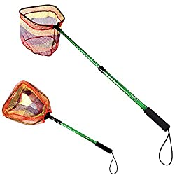 which is the best telescopic fishing nets in the world