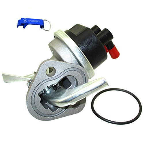 TC-Motor Aftermarket Fuel Pump For John Deere Tractors With O-ring Replace OEM Part Number RE38009 / Fits For John Deere Tractors 2155 2355N 2355 2555 2755 2855N 2955 3055 3155 940 1020 1030 1040 1120