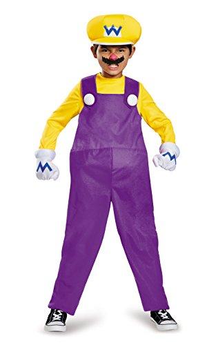 Wario kostuum voor kinderen