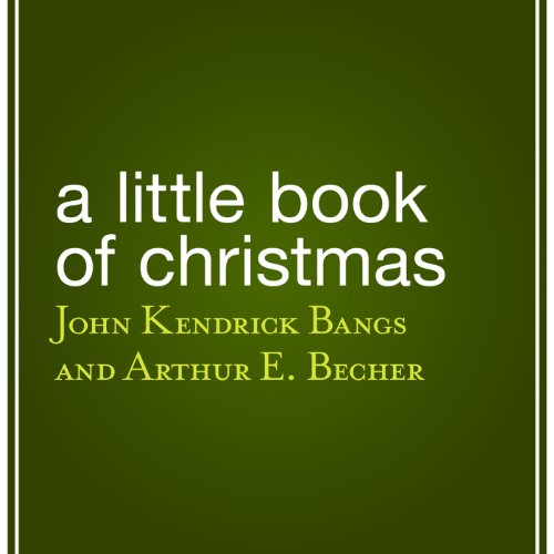 A Little Book of Christmas audiobook cover art