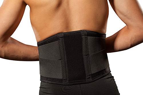 Hochwertige Rückenbandage/Rückenstütze LOREY-LU10008 aus Neopren (XXL)