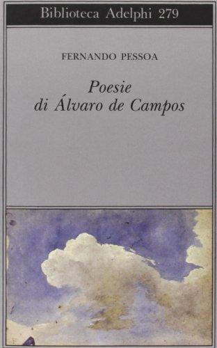 Poesia di Álvaro de Campos
