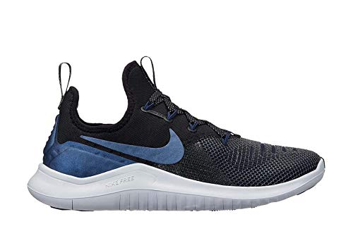 Nike Women's Free Tr 8 Running Shoes, Black/Metallic Armory/Navy, 8M