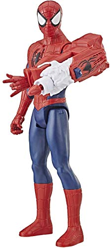 Spider-Man Marvel Titan Hero Power Fx