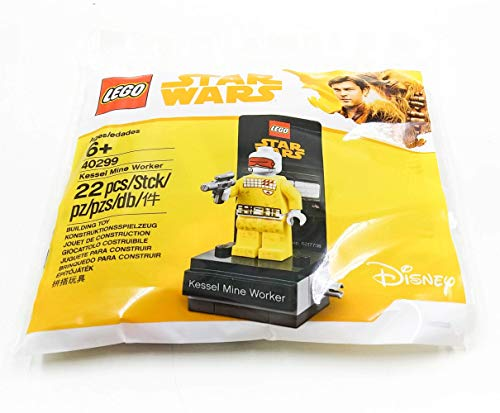 LEGO Star Wars Kessel Mine Worker 40299