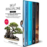 Self-Discipline 4 Books In 1 To do List Formula for Free