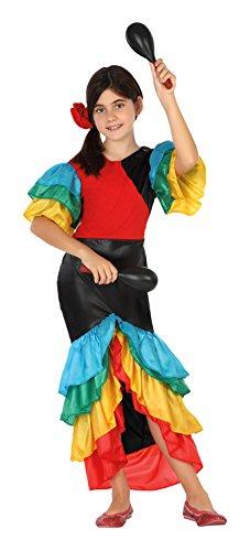 Atosa 26871 - Samba, niño, tamaño 128, colorido