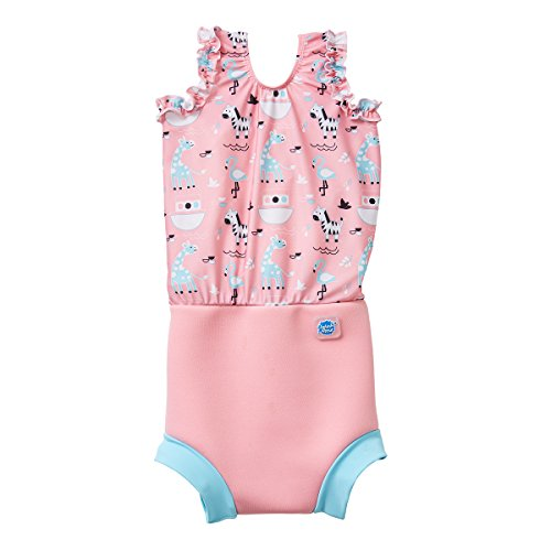 Splash About Happy Nappy, Costume Unisex Bambini, Nina's Ark, 12-24 Months
