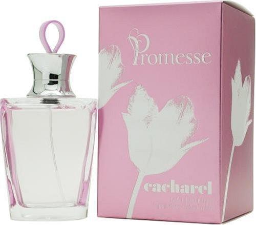 Promesse By Cacharel For Women. Eau De Toilette Spray 1.7 OZ: Cacharel