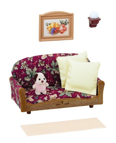 Sylvanian Families sof? de la sala durante -508 (jap?n importaci?n)