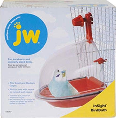 JW Pet Company Insight Bird Bath...