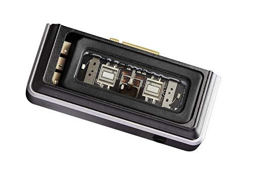 iBasso Módulo amplificador de tubo de vacío de 3,5 mm para DX220,DX200,DX150 (AMP9) Negro