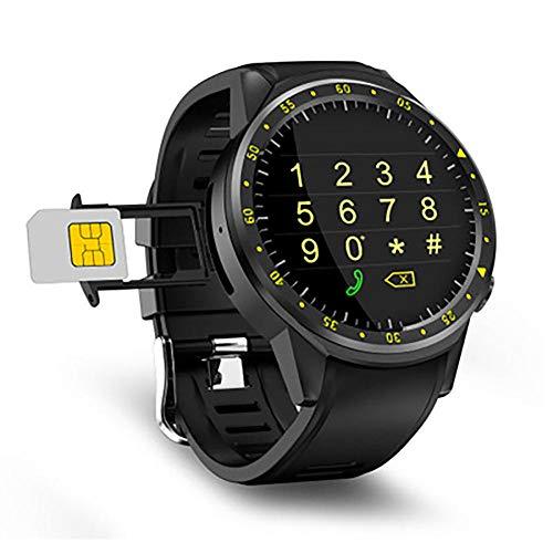 Rastreador de actividad Reloj de teléfono inteligente rastreador de actividad GPS posicionamiento de detección de frecuencia cardíaca pulsera al aire libre Fitness Tracker reloj-B.
