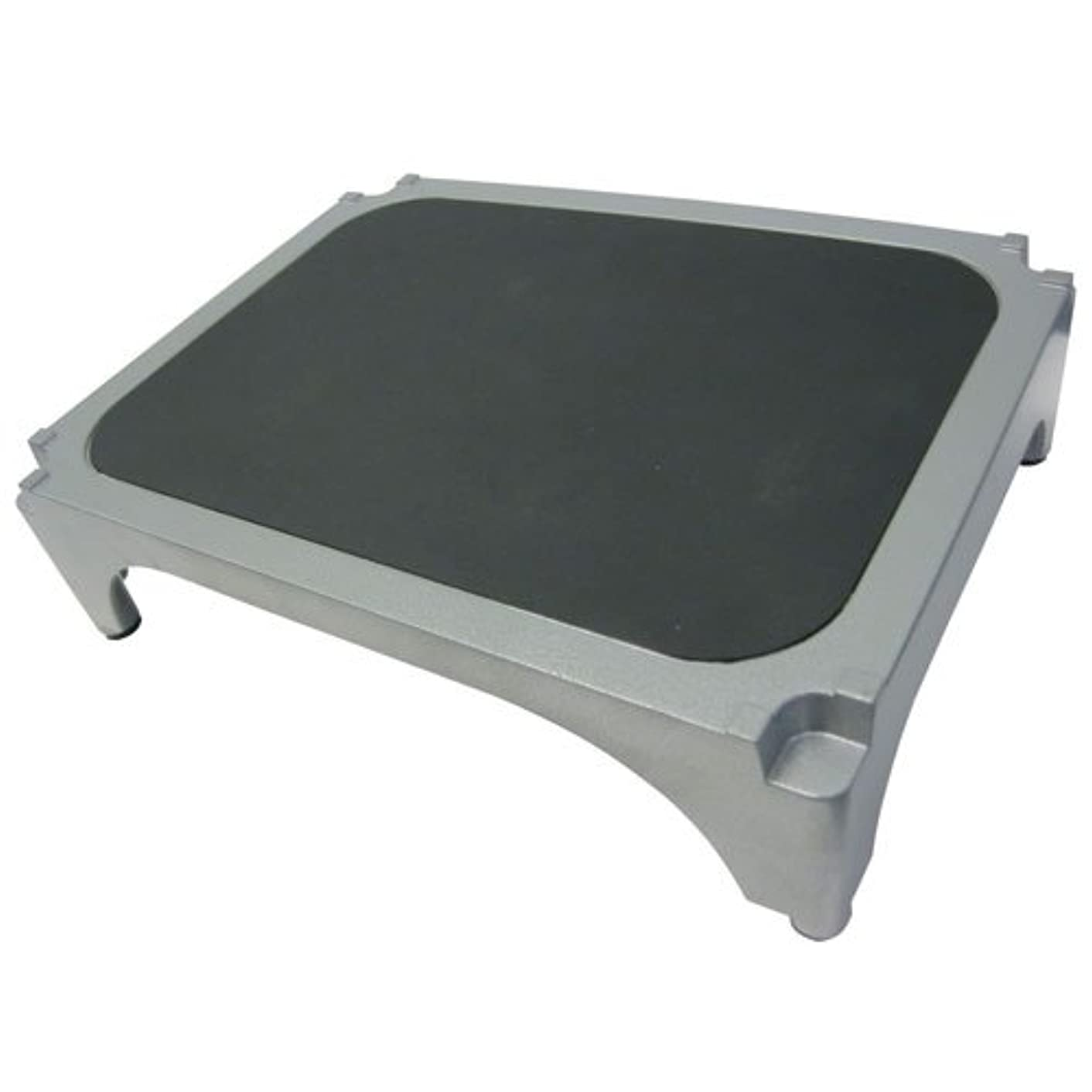 Imperial Surgical OR-36363 Aluminum Stackable Step Stool with Black Mat - Pkg Qty 4, (Sold in packages of 4)