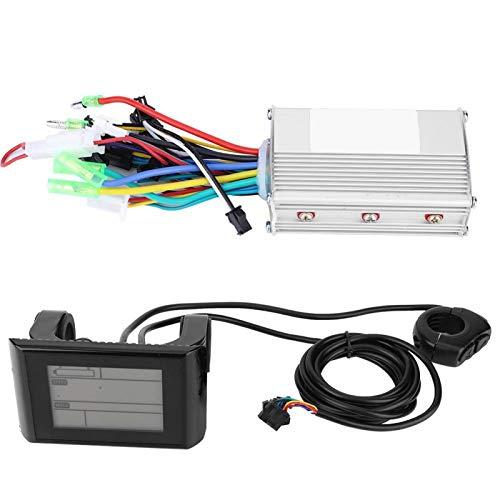 SALUTUYA Controlador de Motor fácil de Instalar, para Moto, Scooter, eléctrico(250W36V)